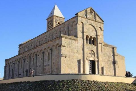 Basilica di Santa Giusta - Oristano - Sardegna - Italy