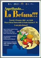 Eventi - Aspettando la Befana ad Abbasanta - Abbasanta - Oristano