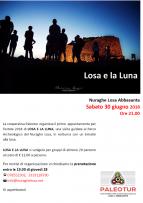 Eventi - Losa e la Luna - Abbasanta - Oristano