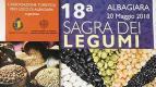 Eventi - Sagra dei legumi 2018 - Albagiara - Oristano