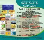Eventi - Programma Sant'Isidoro e Spirito Santo 2018 - Allai - Oristano