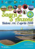 Eventi - 20 Edizione Sagra de S'anzone - Bidonì - Oristano