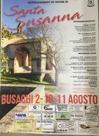 Eventi - Santa Susanna - Programma 2018 - Busachi - Oristano