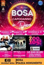 Eventi - Capodanno a Bosa - Bosa - Oristano
