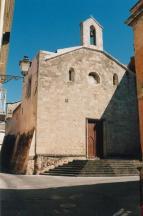 Chiesa di Santa Chiara, via Santa Chiara, Oristano