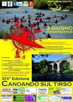 Eventi - Canoando sul Tirso 2018 - Fordongianus - Oristano