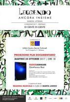 Eventi - Di gente in gente -  Fuocoammare  di Gianfranco Rosi - Oristano
