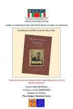 Eventi - Presentazione libro - Giuseppe Zuddas Sardista, antifascista, internazionalista - Oristano