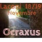 Eventi - Ocraxus 2017 - Laconi - Oristano