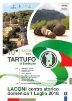 Eventi - Sagra del tartufo di Sardegna 2018 - Laconi - Oristano