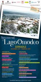 Eventi - Inverno sul Lago Omodeo 2018 - Carnevale - Sorradile - Oristano