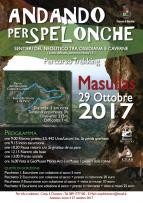 Eventi - Andando per Spelonche - Escursione a piedi nel Monte Arci - Masullas - Oristano