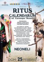 Eventi - Ritus Calendarum - Su Carrasegae Neonelesu 2018 - Neoneli - Oristano