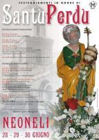 Eventi - Santu Perdu 2018 - Neoneli - Oristano