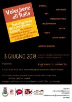 Eventi - Voler bene all'Italia 2018 - Norbello - Oristano