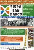 Eventi - San Marco e Fiera del bestiame - Ollastra - Oristano