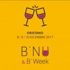 Eventi - BINU - B'week - Oristano