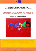 Eventi - Gramsci, Il Principe, La Parola - Oristano