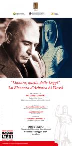Eventi - Lianora, quella delle Leggi - La Eleonora d'Arborea di Dessì - Oristano