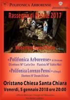 Eventi - Rassegna di Natale 2017 - Oristano