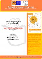 Eventi - Presentazione libro - Non è la fine del mondo  di Igor Lampis - Oristano
