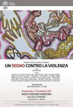 Eventi - Un segno contro la violenza - Oristano