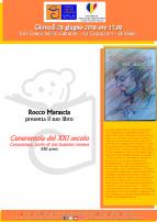Eventi - Presentazione libro - libro Cenerentola del XXI secolo Cenusareasa, storia di una badante romena di Rocco Marascia - Oristano