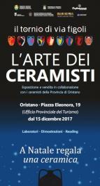 Eventi - Mostre -  Il Tornio di Via Figoli - L'Arte dei Ceramisti - Oristano