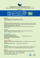 Eventi - Giornata Nazionale delle Pro Loco - Bauladu - Milis - San Vero Milis - Santu Lussurgiu - Narbolia - Seneghe - Zeddiani - Oristano