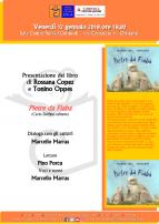 Eventi - Presentazione libro - Pietre da Fiaba di Rossana Copez e Tonino Oppes - Oristano