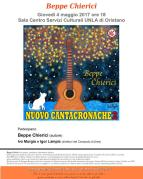 Eventi - Nuovo Cantacronache 2 di Beppe Chierici - Oristano