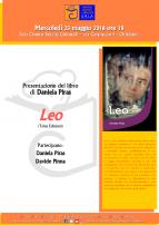 Eventi - Presentazione libro - Leo di Daniela Piras - Oristano