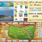 Eventi - Pro Loco in Festa  2018 - Sagra degli agrumi - Zerfaliu - Oristano
