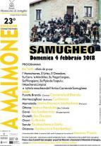 Eventi - Carnevale -  A Maimone - Su Carrasegare Antigu Samughesu - Samugheo - Oristano
