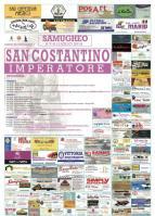 Eventi - San Costantino Imperatore 2018 - Samugheo - Oristano