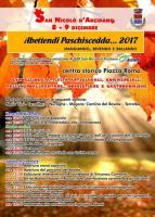 Eventi - Abettendi Paschiscedda.2017 - San Nicolò Arcidano - Oristano