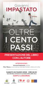 Eventi - Presentazione libro - Oltre i cento passi di Giovanni Impastato - Santu Lussurgiu - Oristano