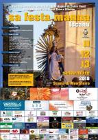 Eventi - Programma 2018 -  Beata Vergine Regina di Tutti i Santi e SS. Martiri Errio e Silvano - Scano Montiferro - Oristano