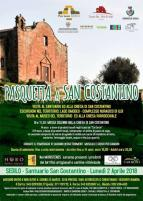 Eventi - Pasquetta a San Costantino di Sedilo - Sedilo - Oristano