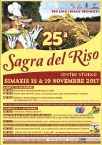 Eventi - Sagra del riso 2017 - Simaxis - Oristano