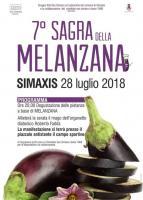 Eventi - Sagra della melanzana - Simaxis - Oristano