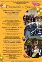 Eventi - Sa Coja de Tziu Damus 2018 - Simaxis - Oristano