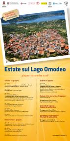 Eventi - Estate sul Lago Omodeo - Sant'Isidoro - Sorradile - Oristano