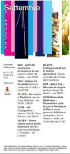 Eventi - Settembre Solarussese 2016 - Solarussa - Oristano