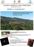 Eventi - Viviamo il Borgo e il suo territorio - Bidonì - Oristano