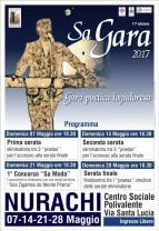 Eventi - Sa Gara 2017 - Nurachi - Oristano