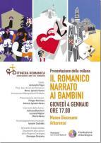 Eventi - Presentazione collana - Il Romanico narrato ai bambini - Oristano
