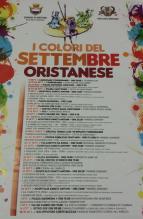 Eventi - Settembre Oristanese 2016 - Oristano