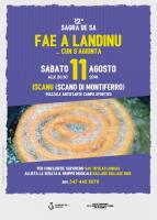 Eventi - Sagra de sa fae a landinu cun s'agiunta - Scano Montiferro - Oristano