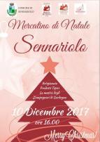 Eventi - Mercatino di Natale - Sennariolo - Oristano